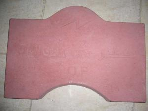 Electric Cable Cover Tiles