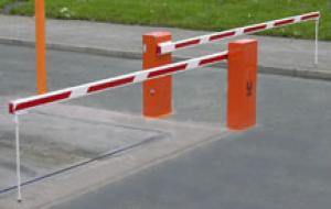 Gate Barriers with Remote Control