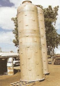 GRP Manhole Liners