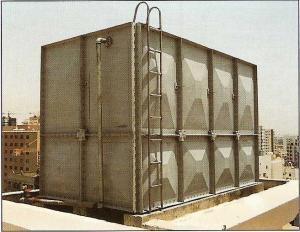 GRP Panel Tanks