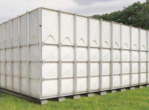GRP Panel Tanks