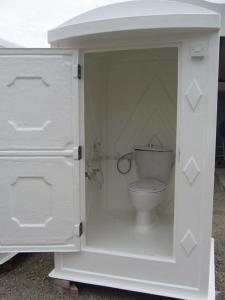 GRP Portable Toilet