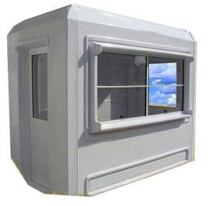 GRP Security Guard Cabins