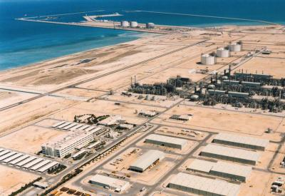 Ras Laffan Common Cooling Seawater System