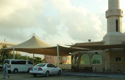 Mosque at Al Barsha